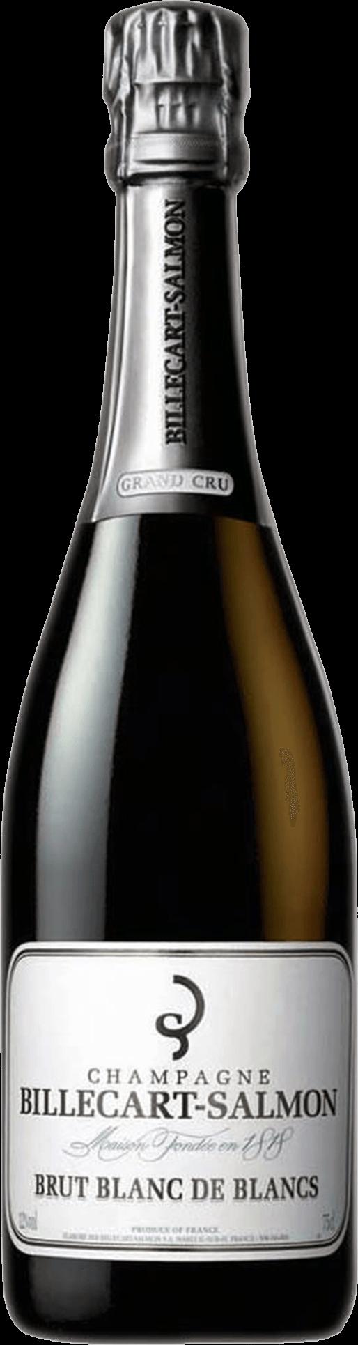 Billecart-Salmon - Brut Grand Cru Blanc de Blancs / 750mL