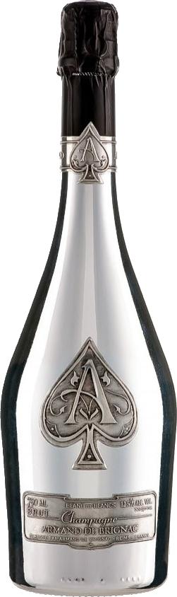 Armand de Brignac - Blanc De Blancs / Silver / NV / 750mL