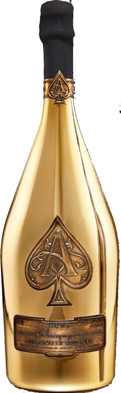 Armand de Brignac - Brut Gold Magnum / NV / 1.5L