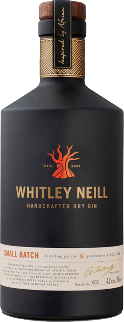 Whitley Neil - Handcrafted London Dry Gin / 700mL