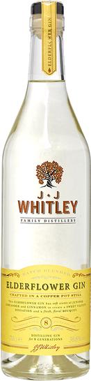 Whitley Neil - JJ Whitley Elderflower Gin / 700mL