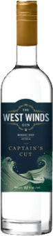 The West Winds Gin - The Captains Cut / 500mL