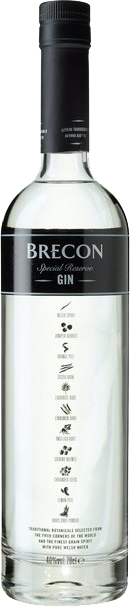 Penderyn - Brecon Special Reserve London Dry Gin / 700mL