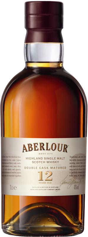 Aberlour - 12yo Double Cask / 700mL