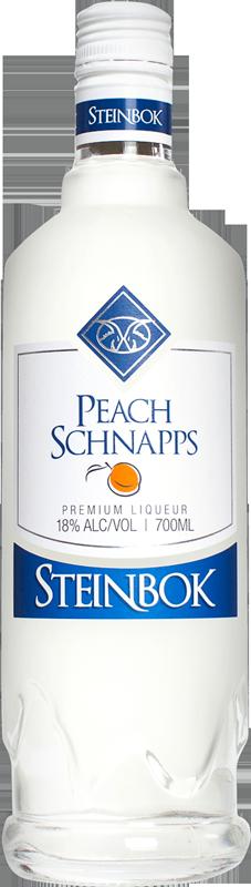 Steinbok - Peach Schnapps / 700mL