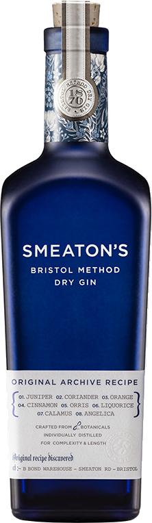 Smeaton's - Bristol Method Dry Gin / 700mL