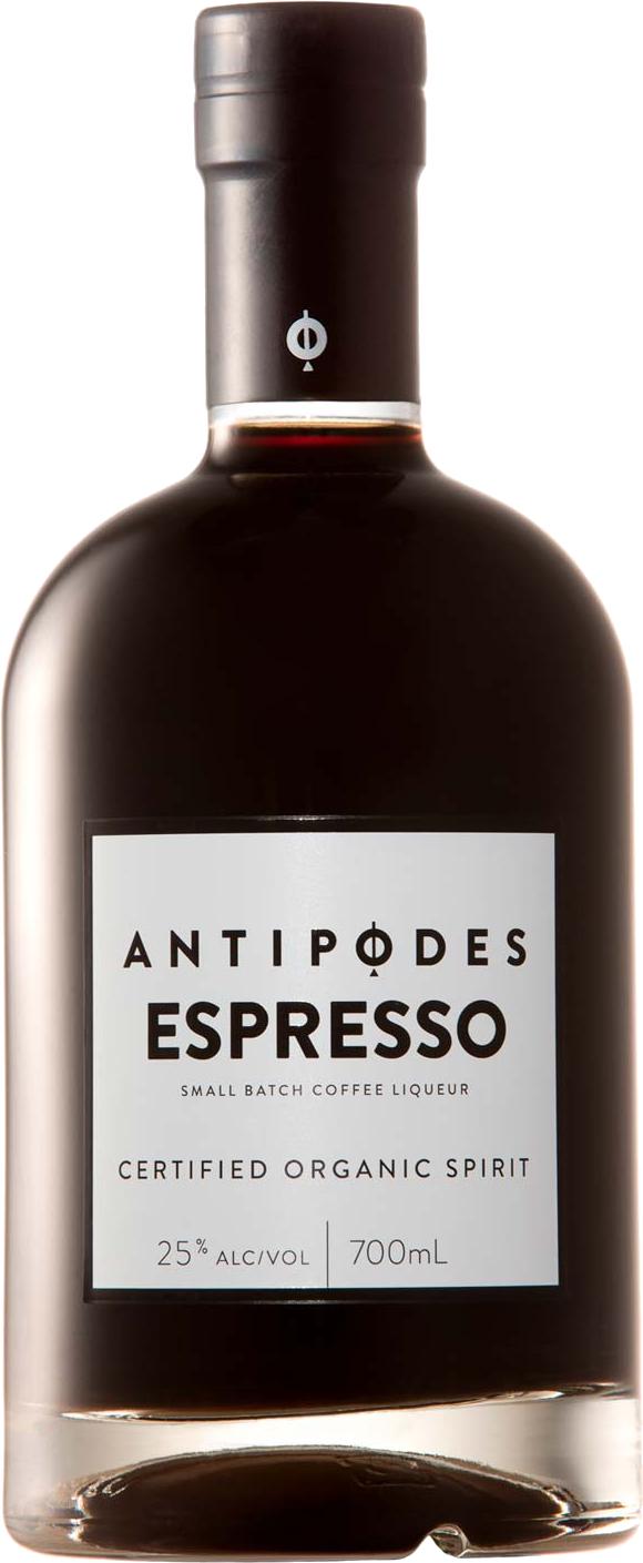 Antipodes - Organic Espresso Liqueur / 700mL