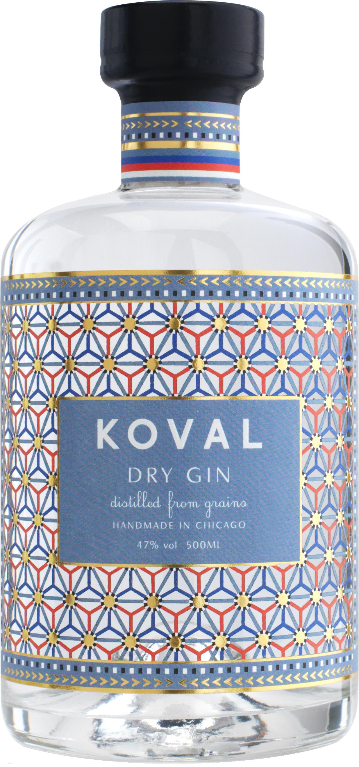KOVAL - Dry Gin / 500mL