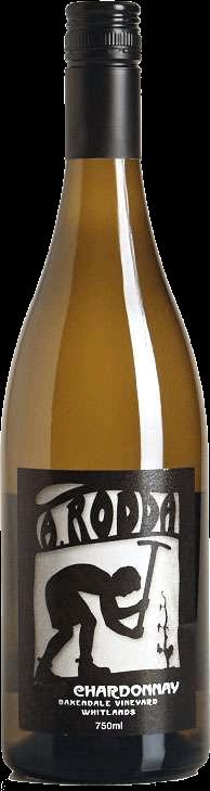 A Rodda - Whitland Baxendale Chardonnay / 2018 / 750mL