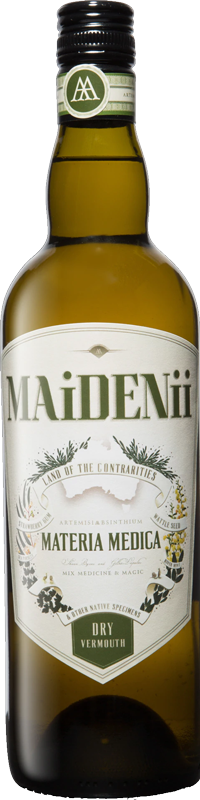 Maidennii - Dry Vermouth / 375mL