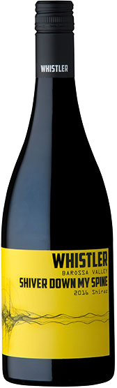 Whistler - 750mL / 2016 / Shiver Down My Spine Shiraz
