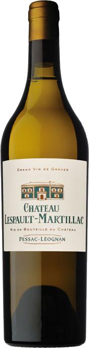 Chateau Lespault-Martillac - Blanc / 2014 / 750mL / AOC Pessac-Léognan, Graves