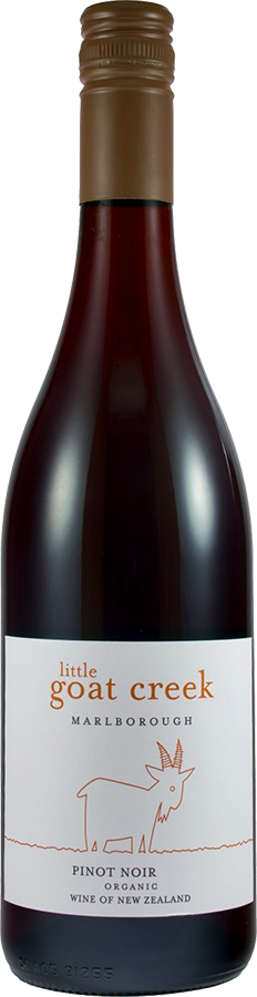 Little Goat Creek - Organic Pinot Noir / 2019 / 750mL