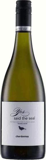 Yes Said The Seal - Chardonnay / 2015 / 750mL