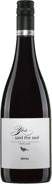 Yes Said The Seal - Shiraz / 2015 / 750mL