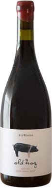 Attwoods - Old Hog Pinot Noir / 2017 / 750mL