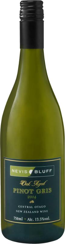Nevis Bluff - Oak Aged Pinot Gris / 2014 / 750mL