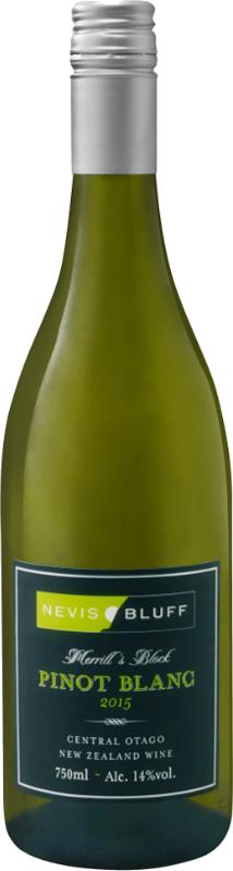 Nevis Bluff - Pinot Blanc / 2014 / 750mL