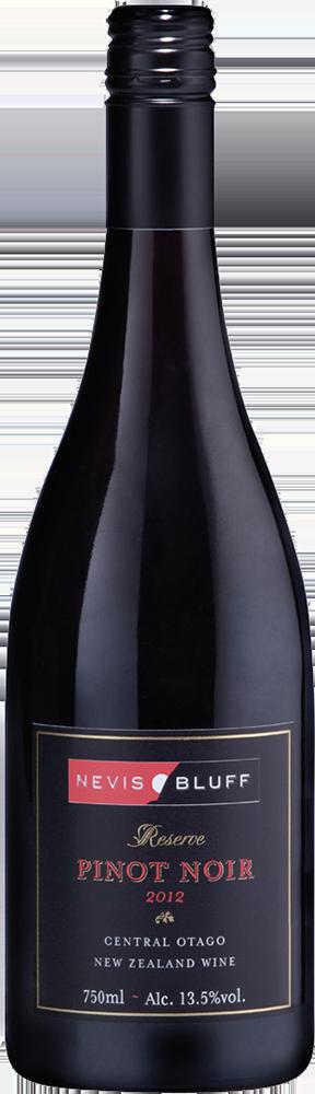 Nevis Bluff - Reserve Pinot Noir / 2012 / 750mL