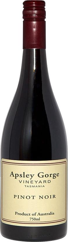 Apsley Gorge - Pinot Noir / 2014 / 750mL / Bicheno