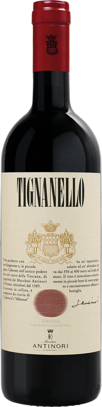 Antinori - Tignanello  / 2015 / 750mL