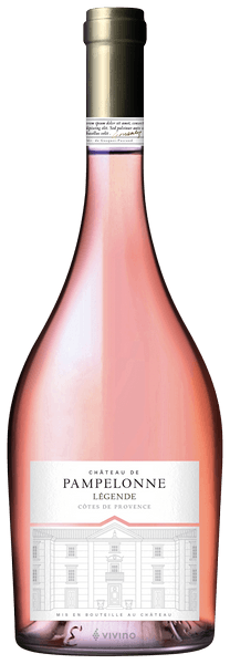 Chateau de Pampelonne - Rose / 2017 / 750mL