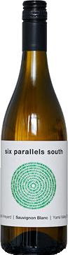 Six Parallels South - Single Vineyard Yarra Valley Sauvignon Blanc / 2018 / 750mL