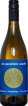Six Parallels South - Single Vineyard Yarra Valley Chardonnay / 2017 / 750mL