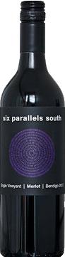 Six Parallels South - Single Vineyard Yarra Valley Merlot / 2017 / 750mL