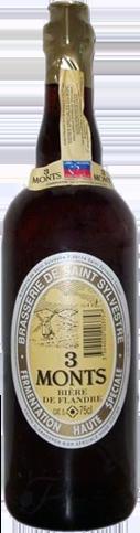Saint Sylvestre - 3 Monts Blonde / 750mL