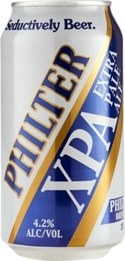 Philter Brewing - Can / XPA / 375mL