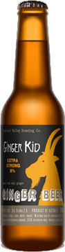 Harcourt Valley - 330mL / The Ginger Kid / Extra Strong (4.5% alc)
