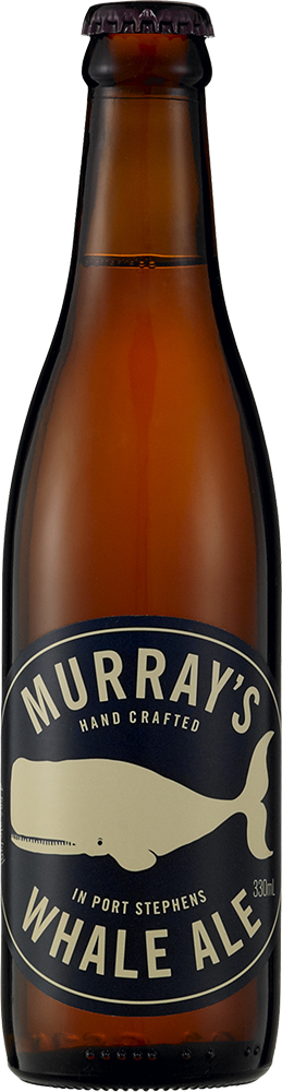 Murrays Craft Brewing Co.  - Whale Ale  / 330mL