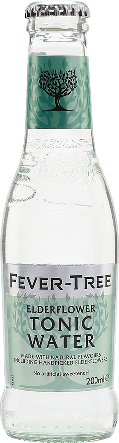 Fever Tree - Elderflower Tonic / 200mL