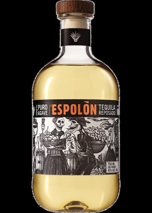 Espolòn - Reposado Gold Tequila / 700mL