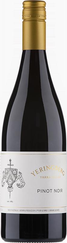 Yeringberg - Pinot Noir / 2015 / 750mL
