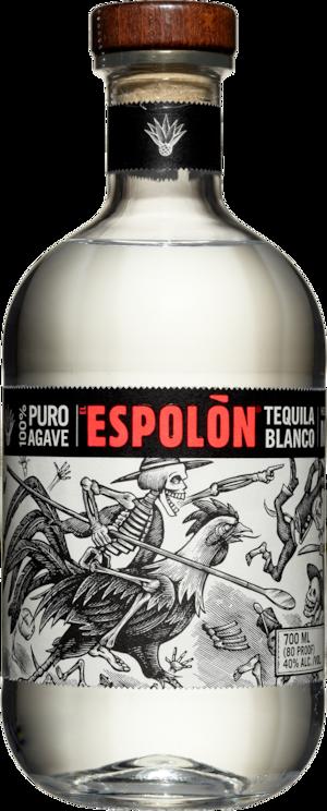 Espolòn - Blanco Silver Tequila / 700mL