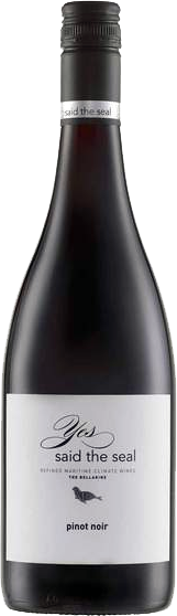 Yes Said The Seal - Pinot Noir / 2017 / 750mL