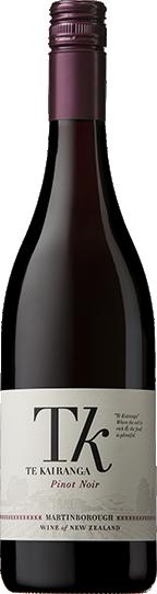 Te Kairanga - Runholder Pinot noir / 2017 / 750mL