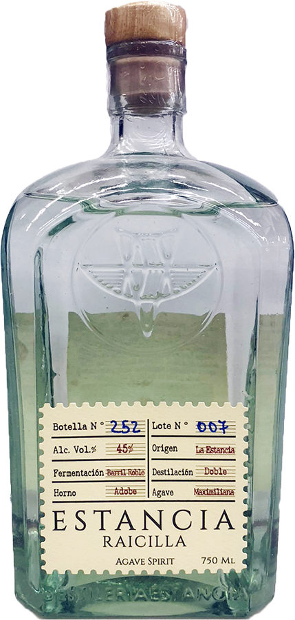 Estancia - Raicilla Agave Spirit / 750mL