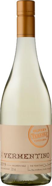 Oliver Taranga Vineyards - Vermentino / 2019 / 750mL