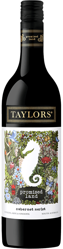 Taylors - Promised Land Cabernet Merlot / 2017 / 750mL