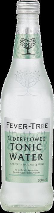 Fever Tree - Elderflower Tonic Water / 500mL