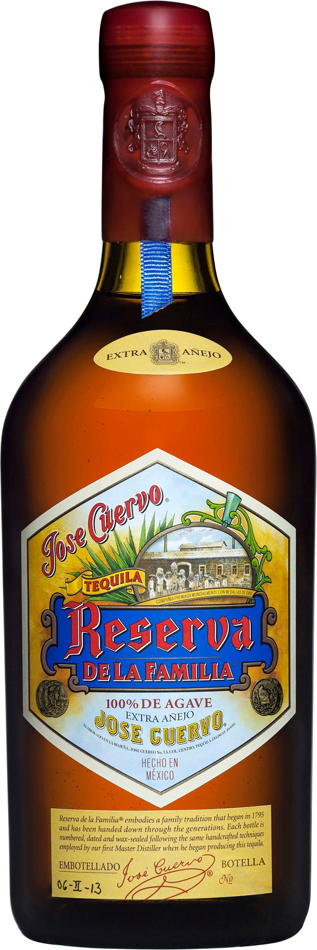 Jose Cuervo - Reserva de la Familia Extra Añejo Tequila / 750mL
