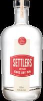 Settlers - Artisan Rare Dry Gin / 700mL