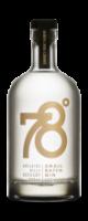 78 Degrees - Small Batch Gin / 700mL