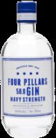Four Pillars - Navy Strength Gin / 58.8% / 700mL